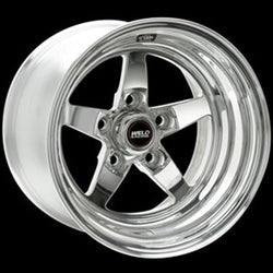 Weld Racing 17x10 LC/LX SRT Rear Polished Rim