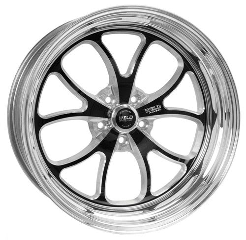 Weld Racing S76 17x5 10-Spoke Front Rim for LC/LX SRT
