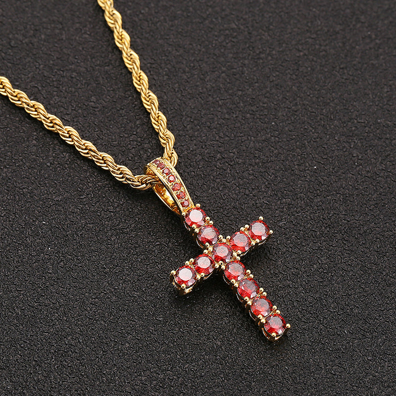 "FREE ""Red Cross"" Pendant"