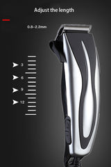 Professional Electric Hair Clipper Shaver Men Children Hair Trimmer Cutter Electric Push Haircut Shaver Grooming Kit Hot
