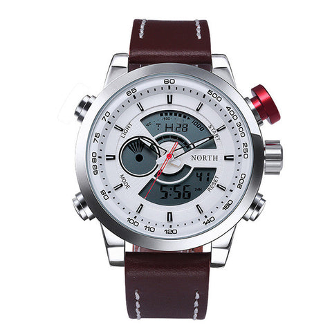 The North Vincente Sport Timepiece