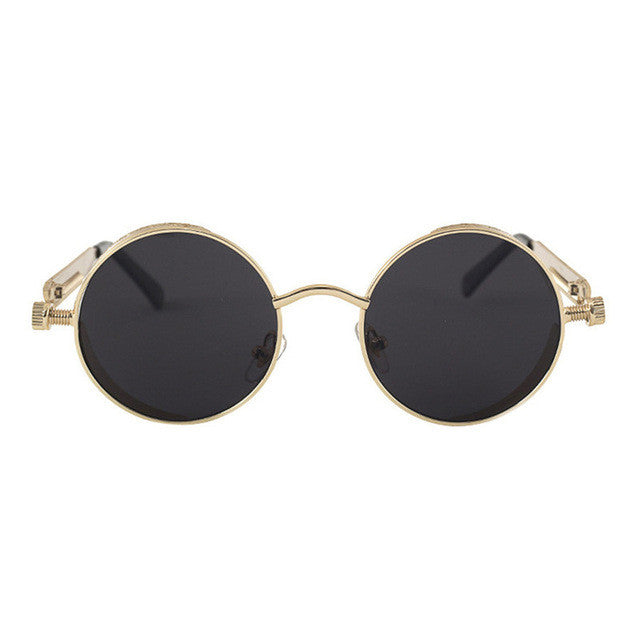 Steampunk Retro Glasses