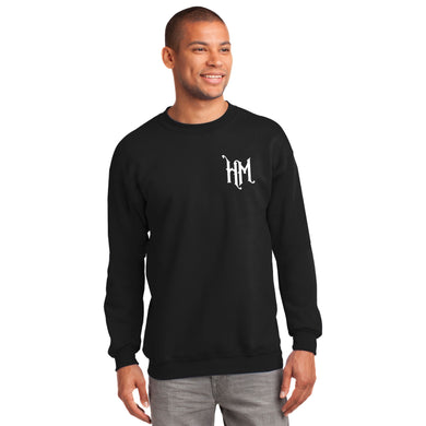 HM Long Sleeve Pullover Sweatshirt