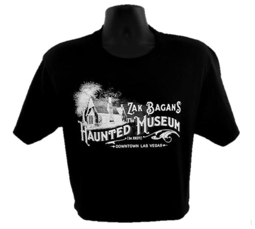 Haunted Museum Unisex T-Shirt