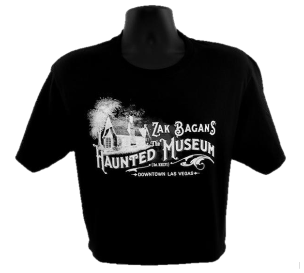 Zak Bagans' The Haunted Museum Logo Unisex T-Shirt
