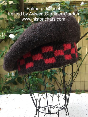 Scottish Beret - made to order