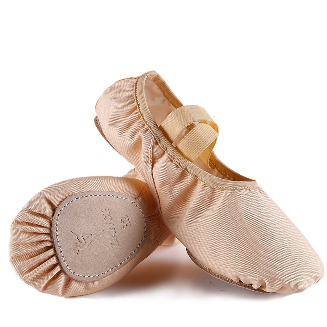 Canvas Ballet Dance Slippers