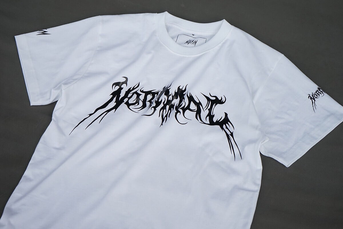 Normal tee white