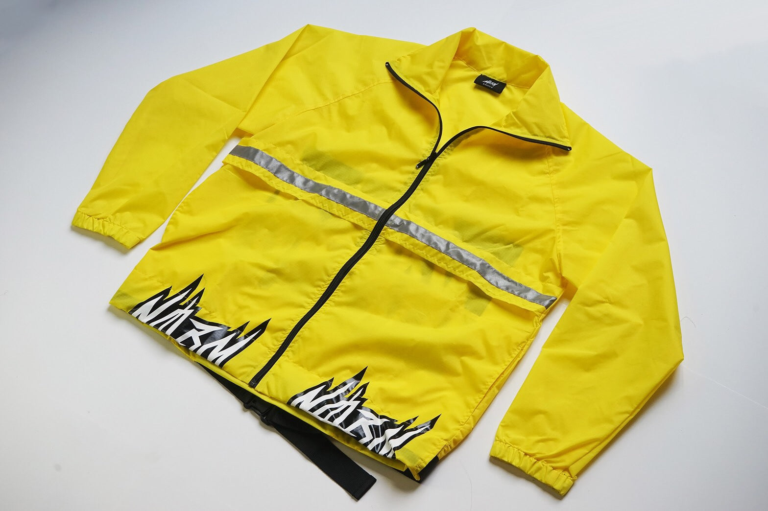 Windbreaker yellow