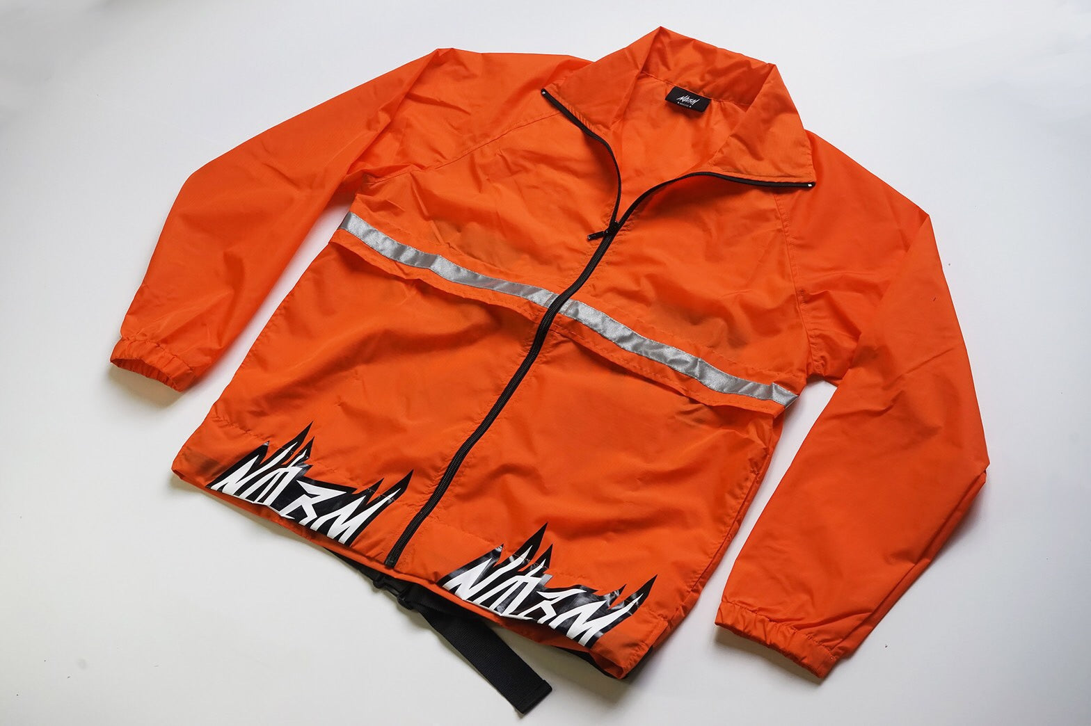 Windbreaker orange
