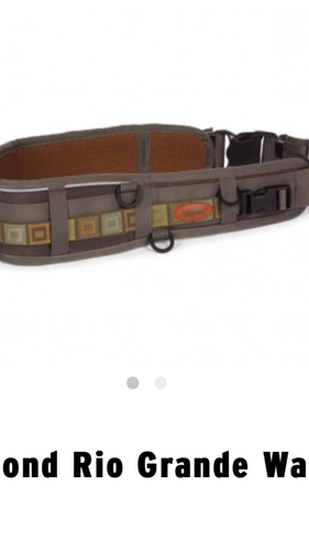 Fish Pond Rio Grande Wader Belt