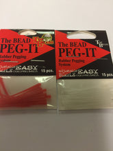 The Bead Peg -It   bead pegs