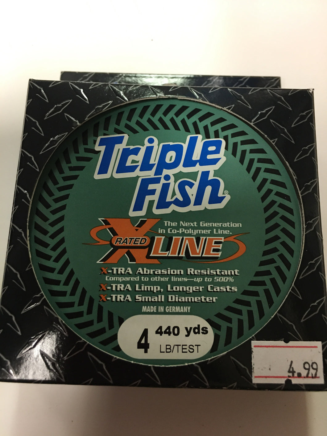 Triple Fish X Rated Line