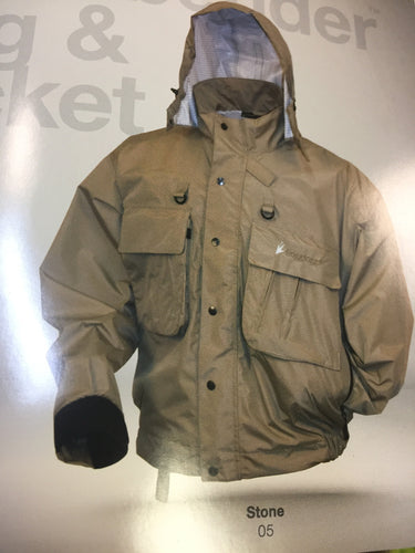 Java Hellbender Wading & Fly Jacket