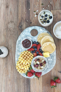 How to create the perfect Mother's Day breakfast in bed platter