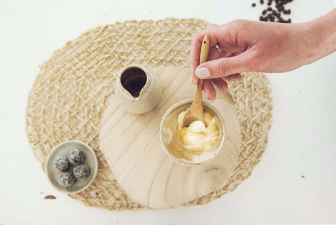 affogato experience coffee gift