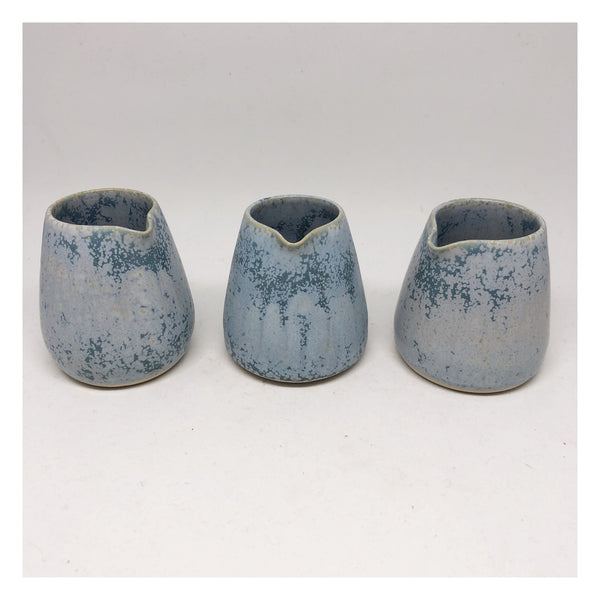 handmade ceramics perth jugs blue