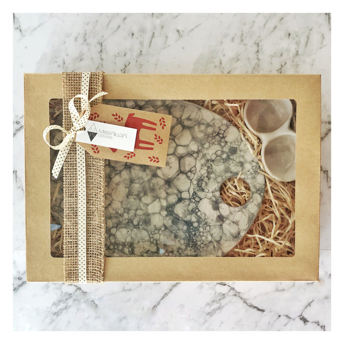 Christmas gift box set Perth handmade ceramics
