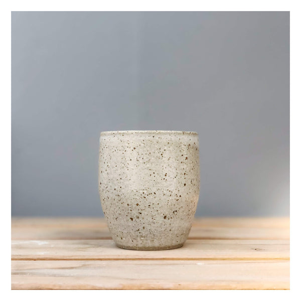 handmade speckled cup Australia