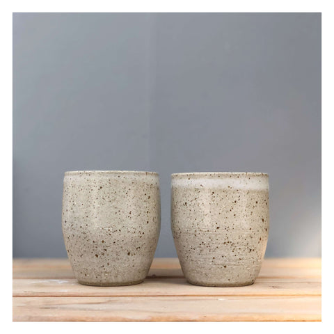 handmade speckled cups perth