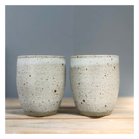 handmade speckled cup Western Australia