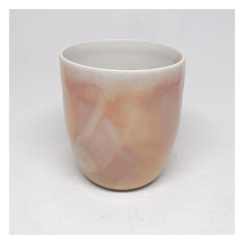 handmade ceramic cup perth blush