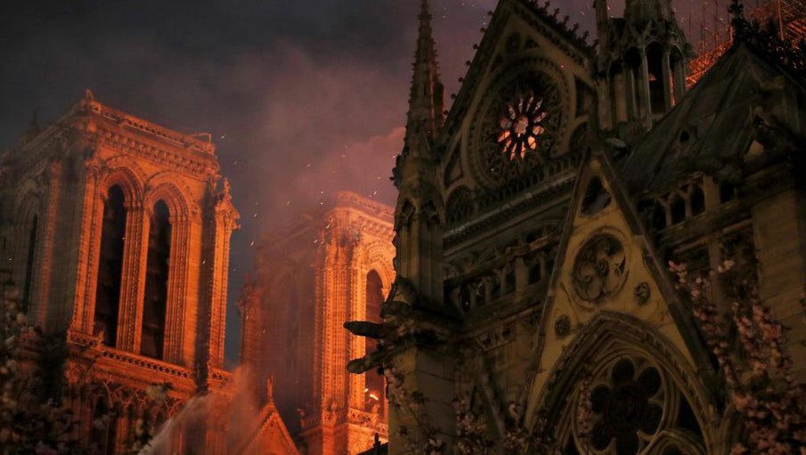 Notre Dame: Yesterday, Today and Tomorrow ...