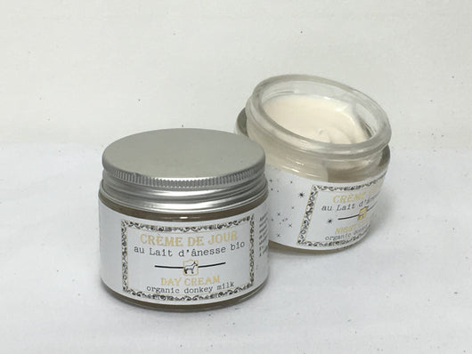 Provençal Organic donkey milk Day Face Cream - Petite France Australia