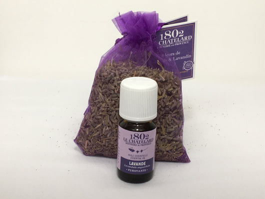 Pure Lavender Essential Oil - Petite France Australia