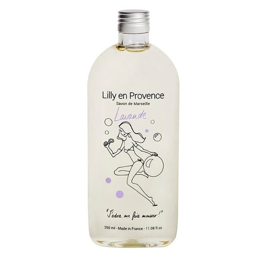 Liquid Marseille Soap White Musk 350ml - Petite France Australia