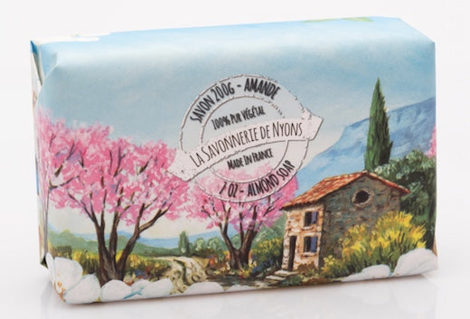 Almond Soap 200g - Petite France Australia