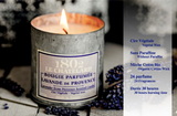 Vanilla Patchouli Natural Candle - Petite France Australia