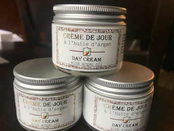 French Day Face Cream enriched with Argan Oil - Petite France Australia