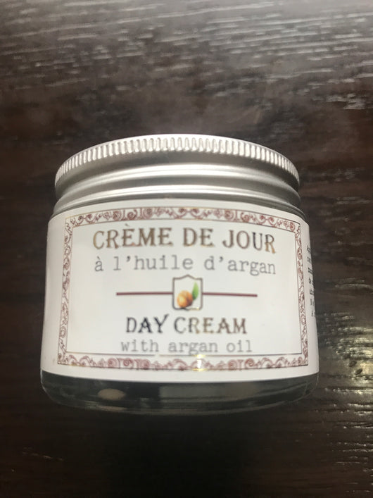 French Day Face Cream with Argan Oil
