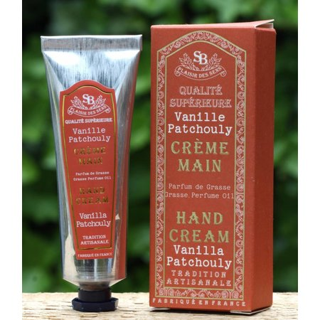 Hand Cream 30 ml Vanilla Patchouli - Petite France Australia