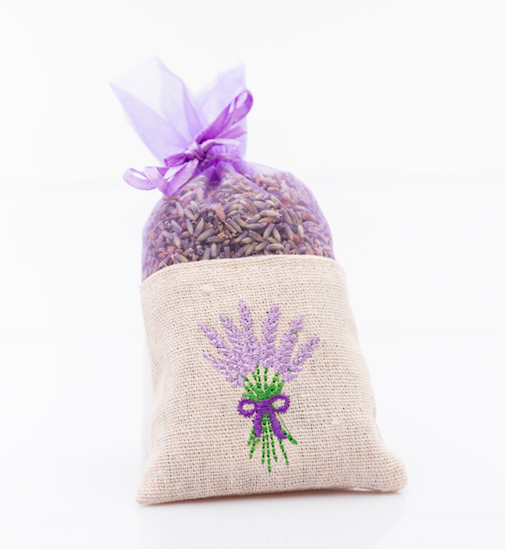 French Lavender in Fabric 25g - Petite France Australia