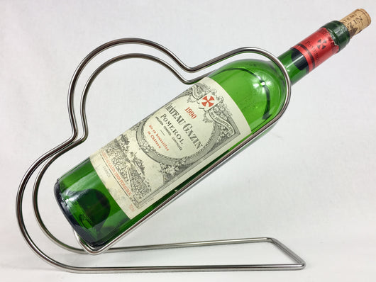 Wine Bottle Holder for the Table or Dinner Party - Petite France Australia
