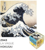 30 piece Cuzzle Kids Puzzle - The Wave Hokusai - Petite France Australia