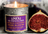 White Fig Natural Candle - Petite France Australia