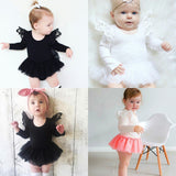Baby Girls One-Piece Tutu Dress