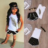3 pcs girls set