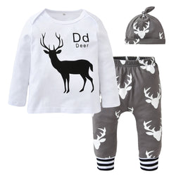 Baby Deer Outfit