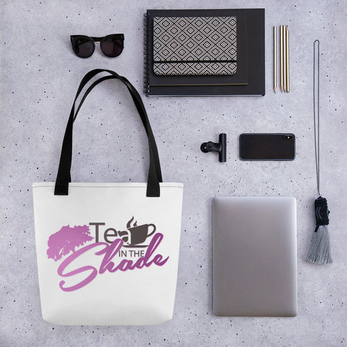 Tea in the Shade tote