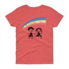 Petty Together womens tee