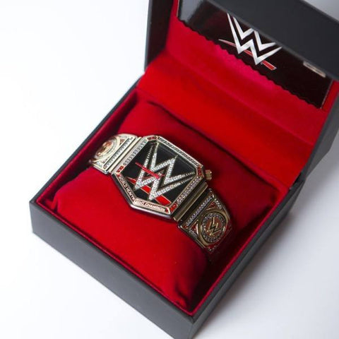 WWE World Heavyweight Championship Title Watch