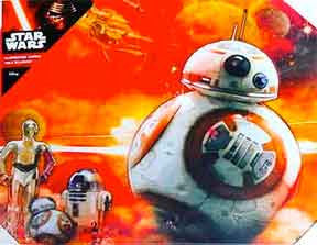 Star Wars BB8 Illuminating Canvas (Small)