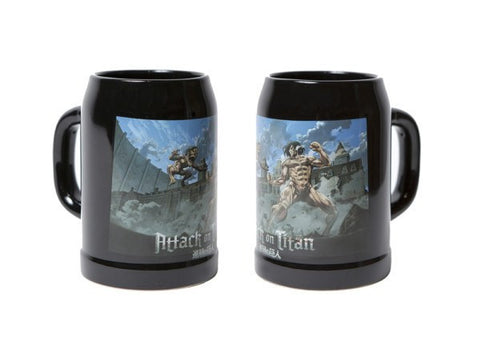 Attack on Titan Beer Stein