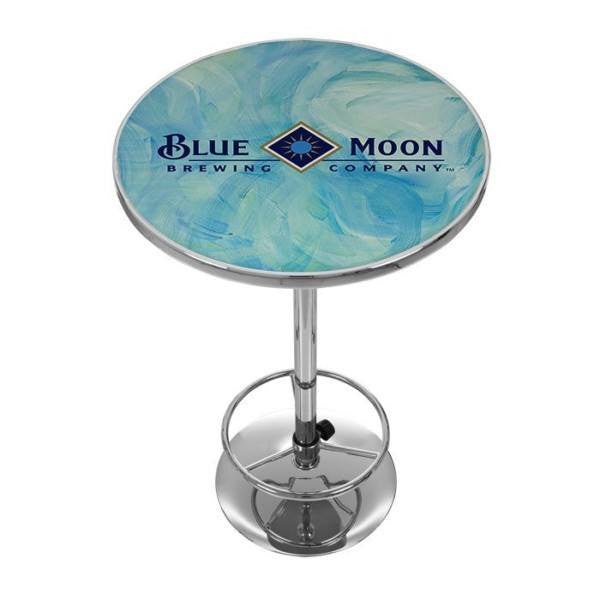Blue Moon bar Table