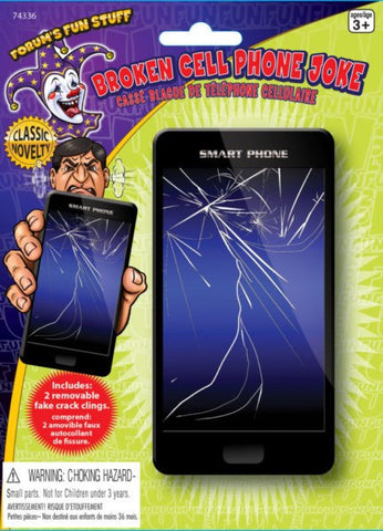 Broken Cell Phone Joke 2 - Pack