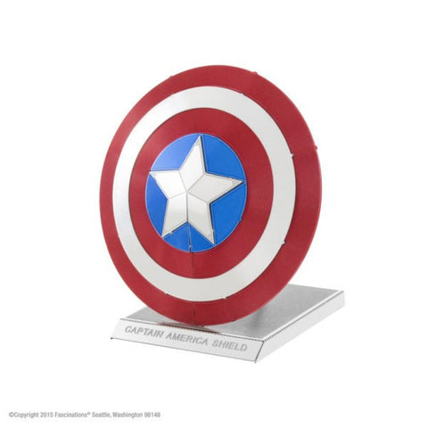 Marvel Captain America's Shield 3-D Model Kit